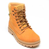 Bota Feminina Macboot Caramelo
