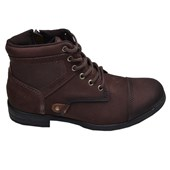 Bota Masculina Wear West Coast Marrom Café