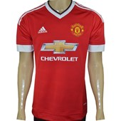 Camisa Oficial Manchester United 1 Adidas 2015/2016