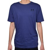 Camiseta Masculina Under Armour Azul Marinho