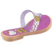 Chinelo Infantil Hello Kity 21348-24252