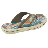 Chinelo Infantil Hot Wheels Authentic  21257-22961