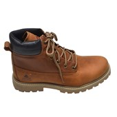 Coturno Masculino Macboot Marrom