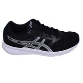 TENIS ASICS BLOCKER BLACK/SILVER