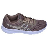 TENIS ASICS BLOCKER TAUPE GREY/FROSTED ALMOND