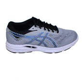 TENIS ASICS GEL EXCITE GREY/BLACK