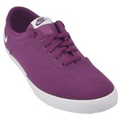 Tênis Casual Feminino Mini Sneaker Lace Canvas Nike 724747 510