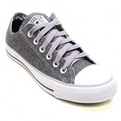 Tênis Feminino Casual Converse All Star Grafite