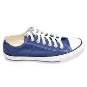 Tênis Masculino Casual Converse All Star Azul Jeans